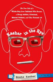 KASHER IN THE RYE by Moshe Kasher