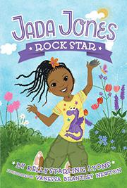 JADA JONES, ROCK STAR by Kelly Starling Lyons