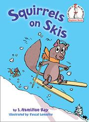 SQUIRRELS ON SKIS  by J. Hamilton Ray