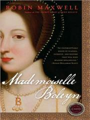 Cover art for MADEMOISELLE BOLEYN