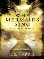 Book Cover for WHY MERMAIDS SING