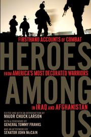 Cover art for HEROES AMONG US
