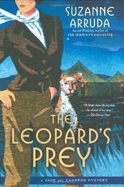THE LEOPARD'S PREY by Suzanne Arruda