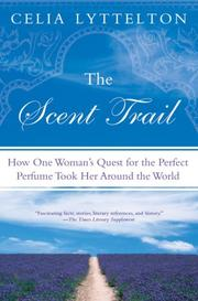THE SCENT TRAIL by Celia Lyttelton