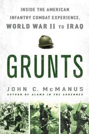 Cover art for GRUNTS