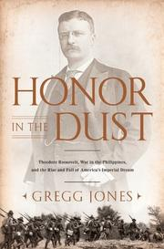 Cover art for HONOR IN THE DUST