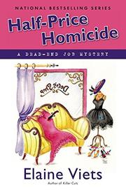 Cover art for HALF-PRICE HOMICIDE