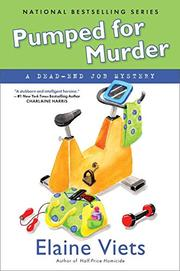 Cover art for PUMPED FOR MURDER