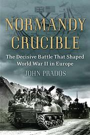 Cover art for NORMANDY CRUCIBLE