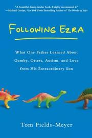 Book Cover for FOLLOWING EZRA