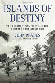 ISLANDS OF DESTINY by John Prados