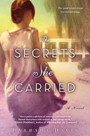 THE SECRETS SHE CARRIED by Barbara Davis