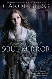 Cover art for THE SOUL MIRROR