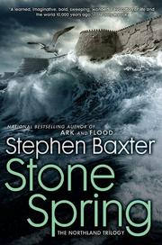 Book Cover for STONE SPRING