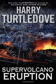 Book Cover for SUPERVOLCANO: ERUPTION