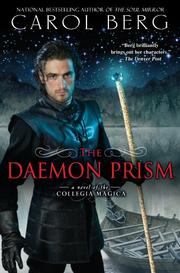 Book Cover for THE DAEMON PRISM