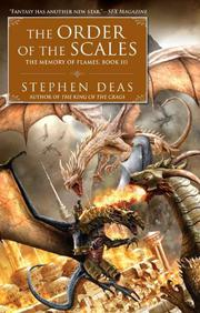 THE ORDER OF THE SCALES by Stephen Deas