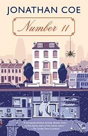 NUMBER 11 by Jonathan Coe
