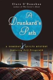 A DRUNKARD'S PATH by Clare O'Donohue