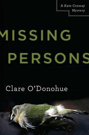 Cover art for MISSING PERSONS