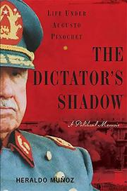 Cover art for THE DICTATOR'S SHADOW