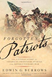 FORGOTTEN PATRIOTS by Edwin Burrows