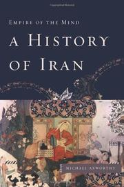 Cover art for A HISTORY OF IRAN