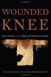 Book Cover for WOUNDED KNEE