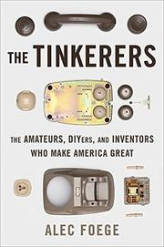 Book Cover for THE TINKERERS