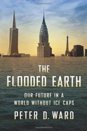 Cover art for THE FLOODED EARTH