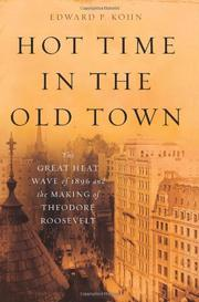 Cover art for HOT TIME IN THE OLD TOWN