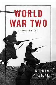 WORLD WAR TWO by Norman Stone