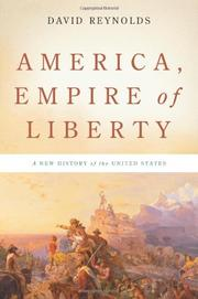 Cover art for AMERICA, EMPIRE OF LIBERTY