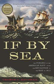 Cover art for IF BY SEA