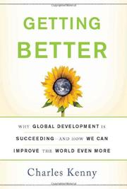 Book Cover for GETTING BETTER