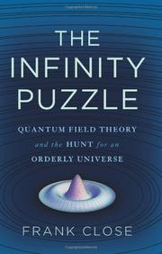 Book Cover for THE INFINITY PUZZLE