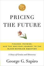 Cover art for PRICING THE FUTURE