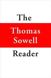 Cover art for THE THOMAS SOWELL READER