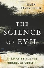 Cover art for THE SCIENCE OF EVIL