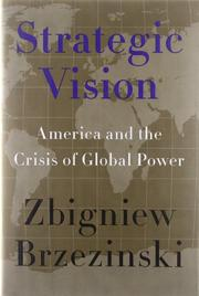 Cover art for STRATEGIC VISION