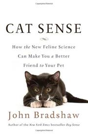 CAT SENSE by John Bradshaw
