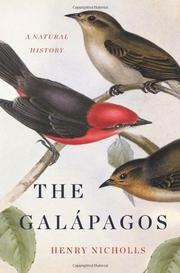 THE GALÁPAGOS by Henry Nicholls