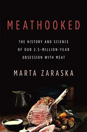 MEATHOOKED by Marta Zaraska