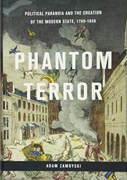 PHANTOM TERROR by Adam Zamoyski