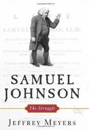 SAMUEL JOHNSON by Jeffrey Meyers