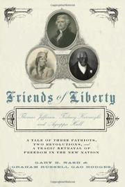FRIENDS OF LIBERTY by Gary Nash
