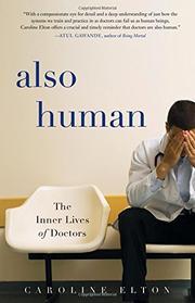 ALSO HUMAN by Caroline Elton