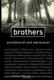 Cover art for BROTHERS