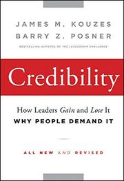 Book Cover for CREDIBILITY