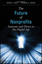 Cover art for THE FUTURE OF NONPROFITS
